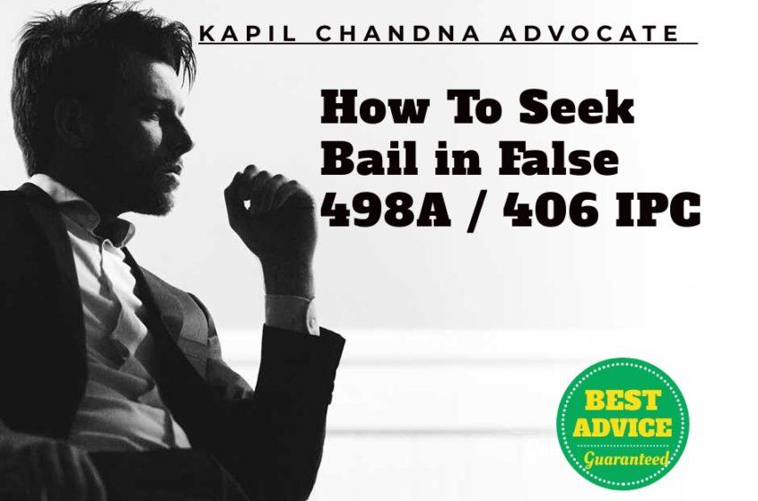Best bail lawyer kapil chandna