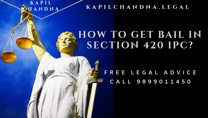 Bail in Section 420 IPC 1